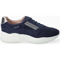 Schoenen Dames Lage sneakers Mephisto ROSE Blauw