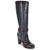 Schoenen Dames Hoge laarzen Chie Mihara NERVE Aubergine