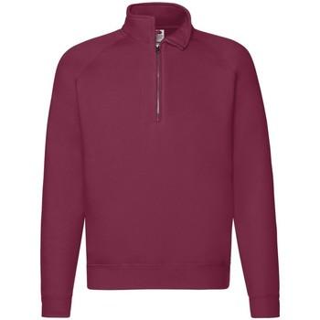 Textiel Heren Sweaters / Sweatshirts Fruit Of The Loom 62032 Bordeaux