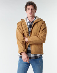 Textiel Heren Wind jackets Dickies DUCK SHERPA Brown