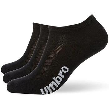 Accessoires Dames Sokken Umbro  Zwart