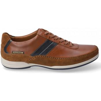 Schoenen Heren Lage sneakers Mephisto RENZO Brown
