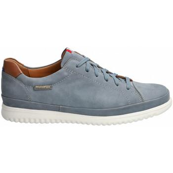 Schoenen Heren Lage sneakers Mephisto THOMAS Blauw