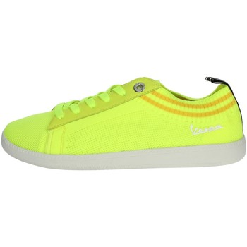 Schoenen Dames Lage sneakers Vespa V00011-500-32 Flash Yellow