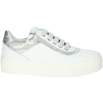 Schoenen Meisjes Lage sneakers Le Petit Bijou 6430LPB White/Silver