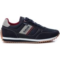 Schoenen Heren Lage sneakers Xti 69052 NAVY Azul marino