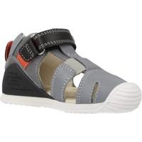Schoenen Jongens Sandalen / Open schoenen Biomecanics 202136 Grijs