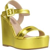 Schoenen Dames Sandalen / Open schoenen Albano 4136AL Goud
