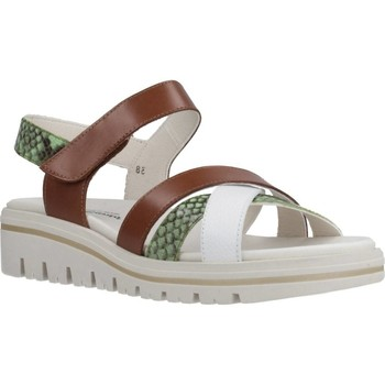 Schoenen Dames Sandalen / Open schoenen Piesanto 200784 08 Bruin