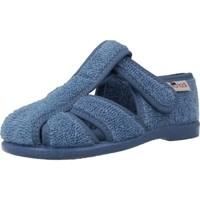Schoenen Jongens Sloffen Vulladi 5170 052 Blauw