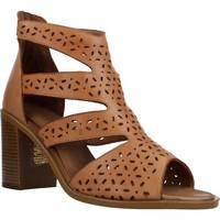 Schoenen Dames Sandalen / Open schoenen Carmela 67133C Bruin