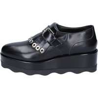 Schoenen Dames Mocassins Albano slip on pelle Nero