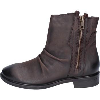 Schoenen Dames Enkellaarzen Inuovo BN992 Marron