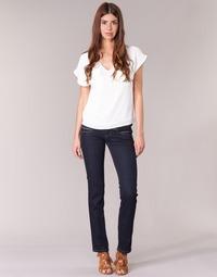 Textiel Dames Straight jeans Pepe jeans VENUS Blauw / M15