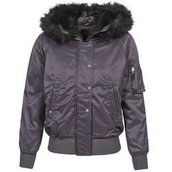 Textiel Dames Wind jackets Diesel W-NETICE Grijs