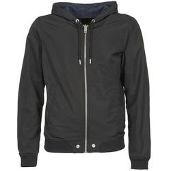 Textiel Heren Wind jackets Diesel J-HELLSWE Zwart