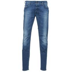 Textiel Heren Skinny jeans Diesel SLEENKER Blauw / MEDIUM