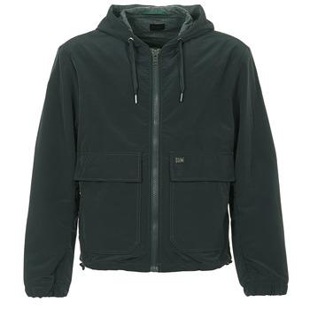 Textiel Heren Wind jackets Diesel J-DAN Grijs