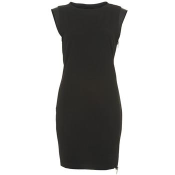 Textiel Dames Korte jurken Diesel D-ANNINA Zwart