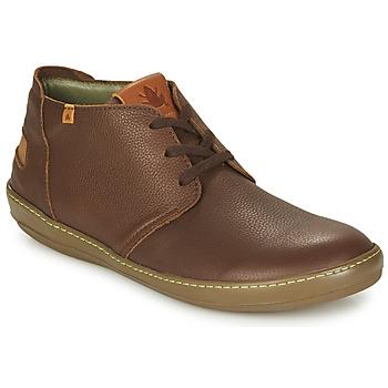 Schoenen Heren Laarzen El Naturalista METEO Brown