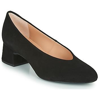 Schoenen Dames pumps Unisa LOREAL Zwart