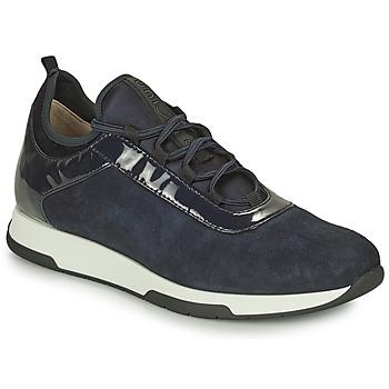Schoenen Dames Lage sneakers Unisa FONTS Marine