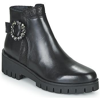 Schoenen Dames Laarzen Myma KAOLI Zwart