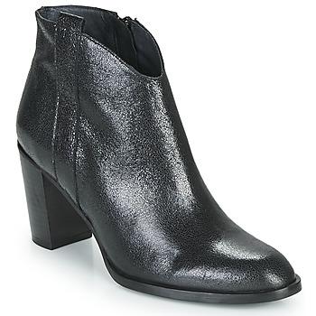 Schoenen Dames Enkellaarzen Myma KAIOLA Zwart