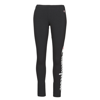 Textiel Dames Leggings Champion COTTON LYCRA Zwart