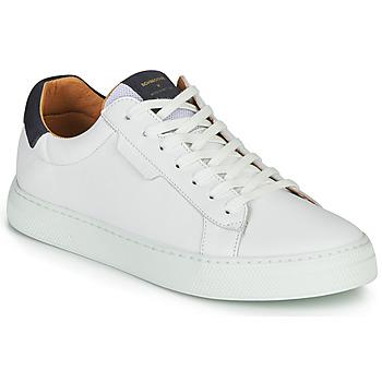Schoenen Heren Lage sneakers Schmoove SPARK CLAY Wit / Blauw