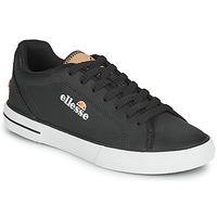 Schoenen Dames Lage sneakers Ellesse TAGGIA LTHR Zwart