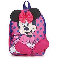 Tassen Meisjes Rugzakken Disney BACKPACK MINNIE Roze