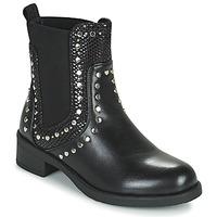 Schoenen Dames Laarzen Les Petites Bombes ALONA Zwart