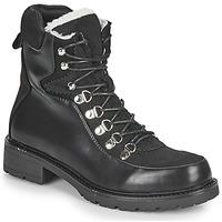 Schoenen Dames Laarzen Les Petites Bombes ALANNA Zwart