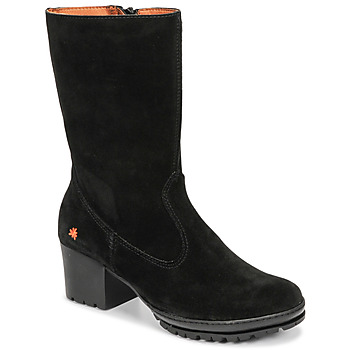 Schoenen Dames Hoge laarzen Art CAMDEN Zwart