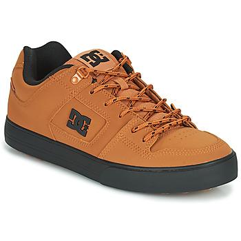 Schoenen Heren Lage sneakers DC Shoes PURE WNT Brown