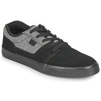 Schoenen Heren Lage sneakers DC Shoes TONIK SE Zwart / Grijs