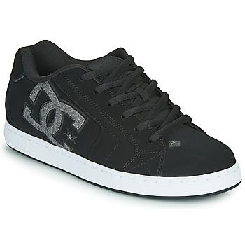 Schoenen Heren Lage sneakers DC Shoes NET Zwart / Grijs
