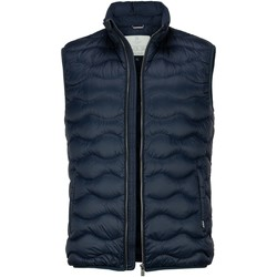 Textiel Heren Dons gevoerde jassen Nimbus NB79M Middernacht blauw