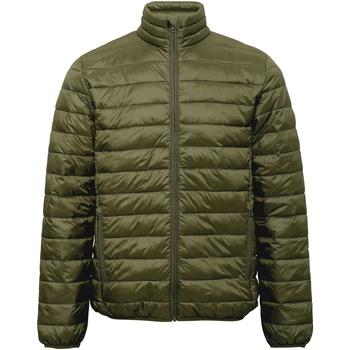 Textiel Heren Dons gevoerde jassen 2786 TS030 Olijf