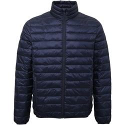 Textiel Heren Dons gevoerde jassen 2786 TS030 Marine