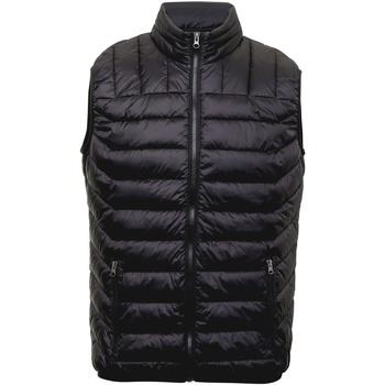 Textiel Heren Dons gevoerde jassen 2786 TS028 Zwart