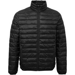 Textiel Heren Dons gevoerde jassen 2786 TS030 Zwart