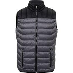 Textiel Heren Dons gevoerde jassen 2786 TS028 Staal/Zwart
