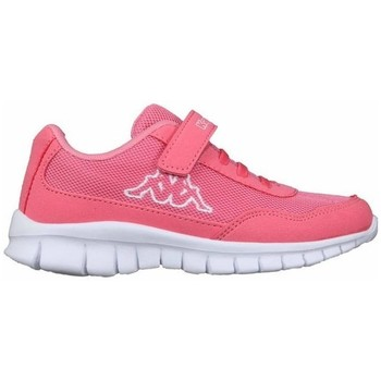Schoenen Kinderen Lage sneakers Kappa Follow K Rouge