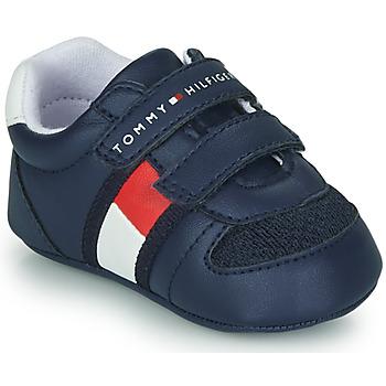 Schoenen Kinderen Lage sneakers Tommy Hilfiger T0B4-30191 Blauw