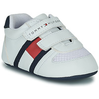 Schoenen Kinderen Lage sneakers Tommy Hilfiger T0B4-30191 Wit