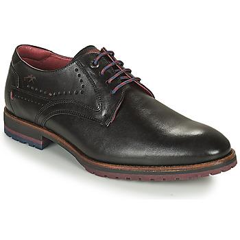 Schoenen Heren Derby Fluchos CICLOPE Zwart