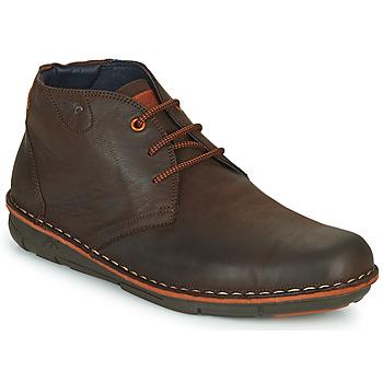 Schoenen Heren Laarzen Fluchos ALFA Brown