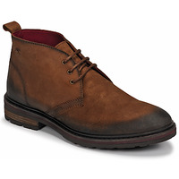 Schoenen Heren Laarzen Fluchos OWEN Brown
